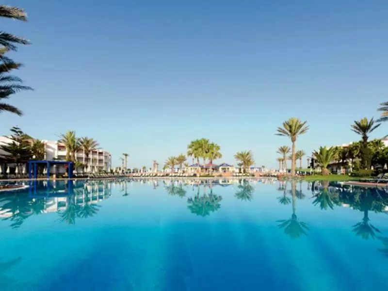 MOROCCO – ALL INCLUSIVE – 4* Iberostar Founty Beach Hotel Agadir Golf Holiday & Golf Break Offers