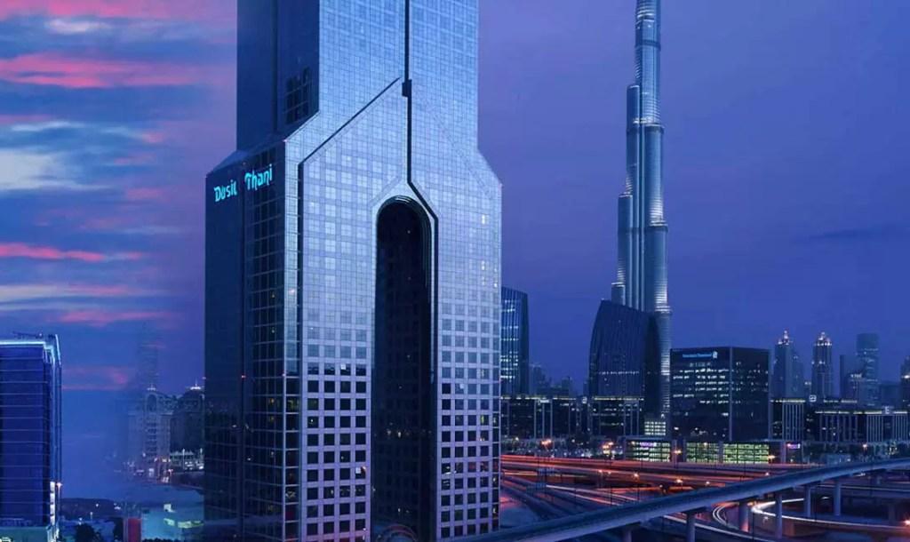 Dusit Thani Dubai, Dubai