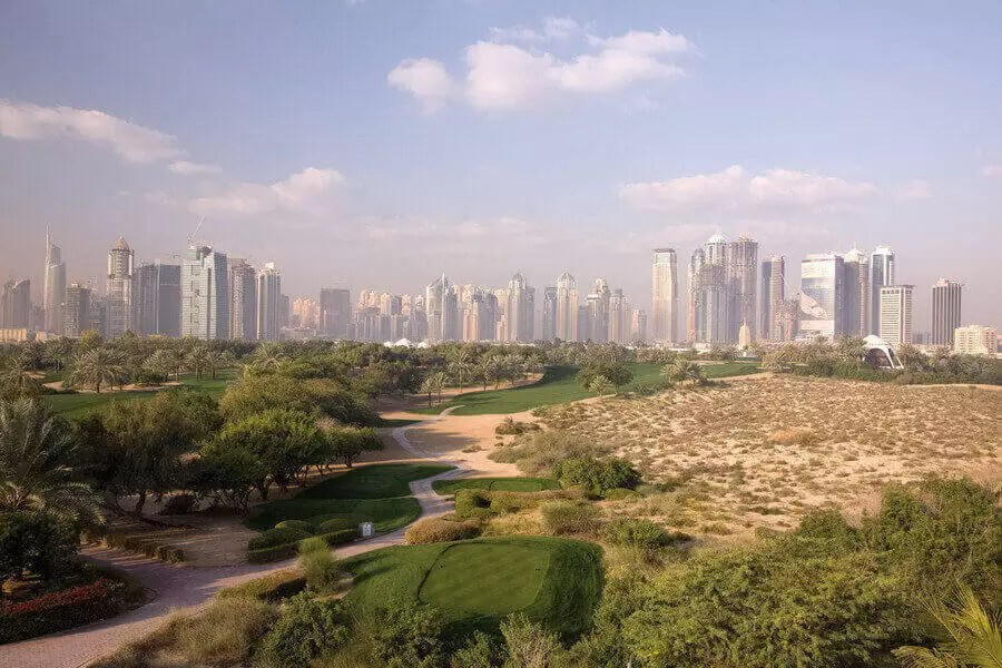 Golfing Holidays To The UAE