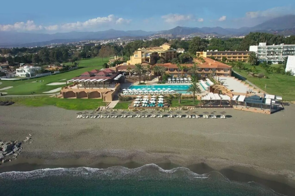 PUERTO BANUS – 4* Guadalmina Hotel Spa And Golf Resort Golf Holiday & Golf Break Offers