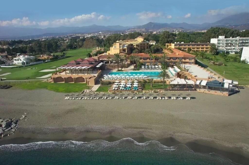 PUERTO BANUS – 4* Guadalmina Hotel Spa And Golf Resort Golf Holiday & Golf Break Offers