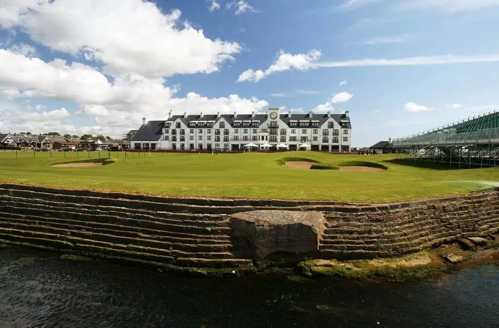UK – Carnoustie Golf Hotel And Spa Golf Holiday & Golf Break Offers