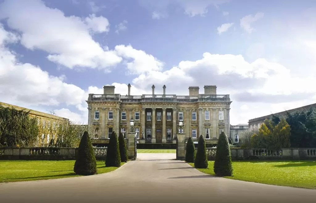 UK – Heythrop Park Resort Golf Holidays & Golf Break Offers
