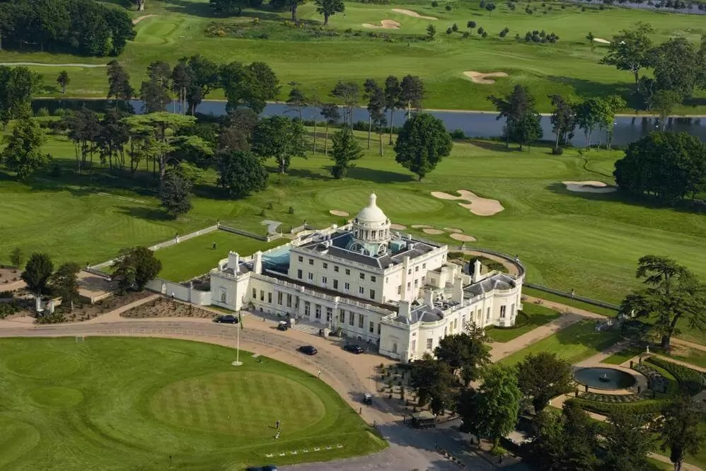 UK – Stoke Park Golf Holidays & Golf Break Offers