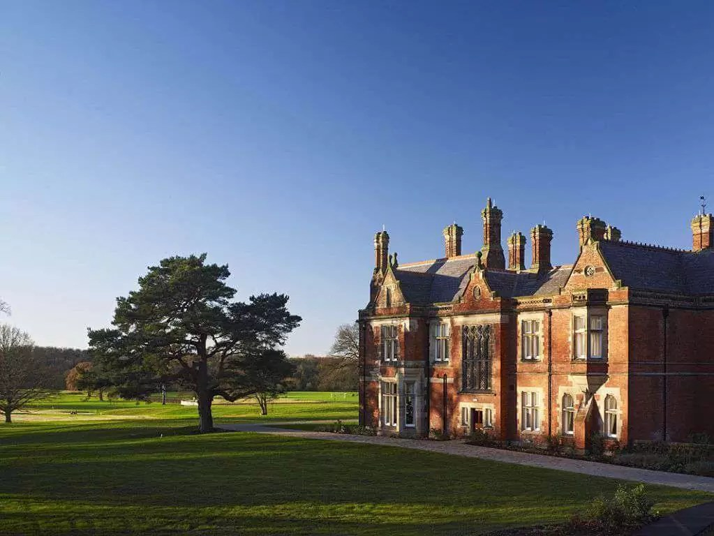 UK  – Rockliffe Hall Golf Holiday & Golf Break Offers