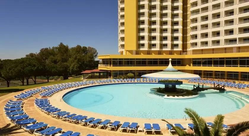 ALGARVE – 4* Pestana Delfim Hotel Golf Holiday & Golf Break Offers