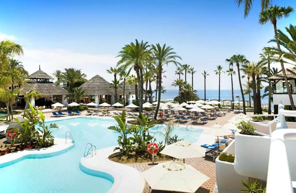 MARBELLA – 5* Don Carlos Leisure Resort And Spa Golf Holiday & Golf Break Offers