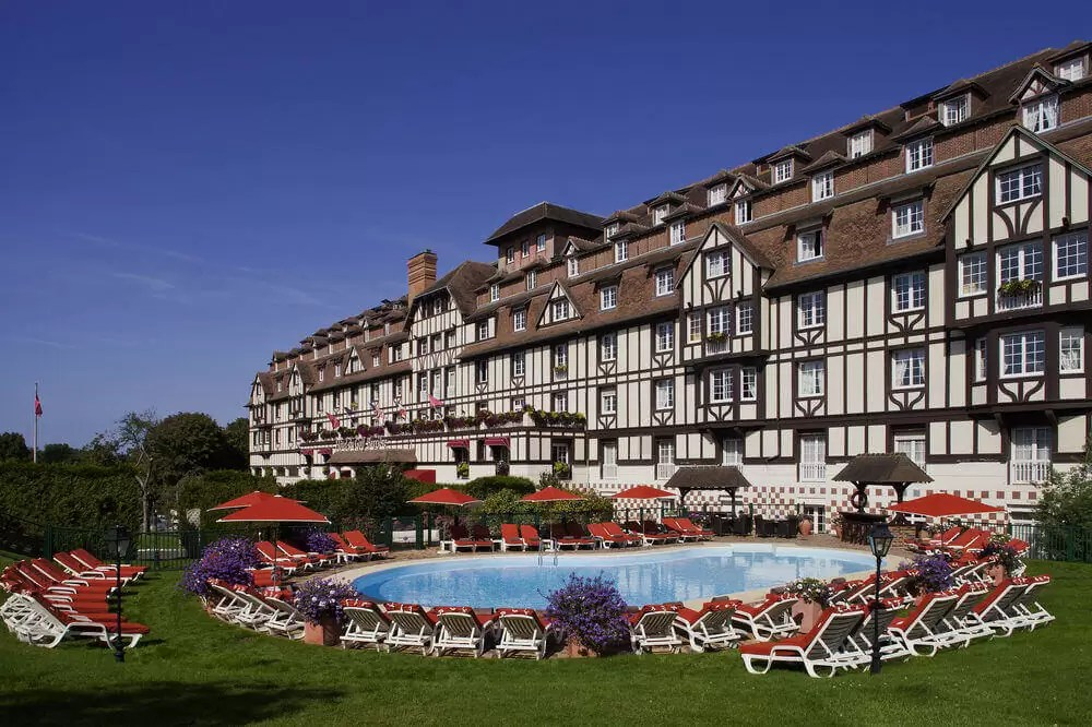 FRANCE – 4* Hotel Barriere L'Hotel du Golf Deauville Golf Holiday & Golf Break Offers