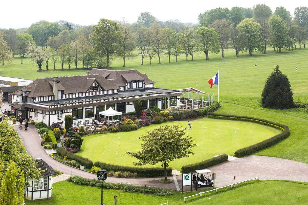 FRANCE - 4* Hotel Barriere L'Hotel du Golf Deauville Golf Holiday & Golf Break Offers