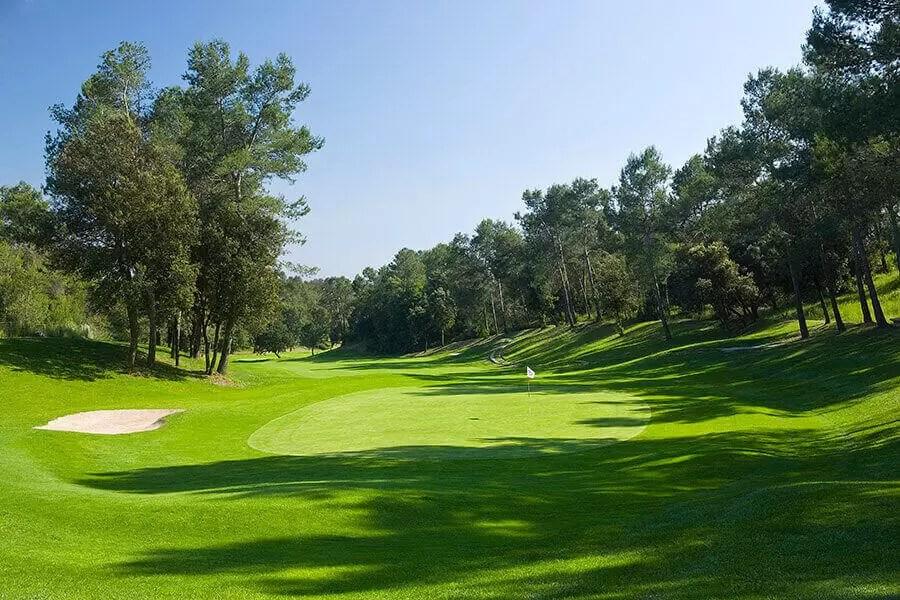Golf Girona, Girona