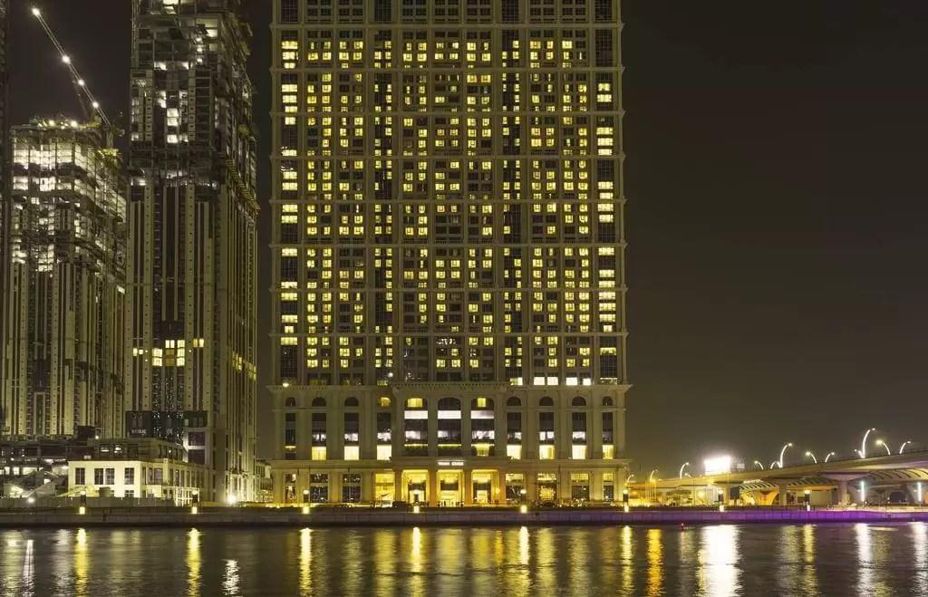 DUBAI – 5* The Westin Dubai Al Habtoor City Golf Holiday & Golf Break Offers