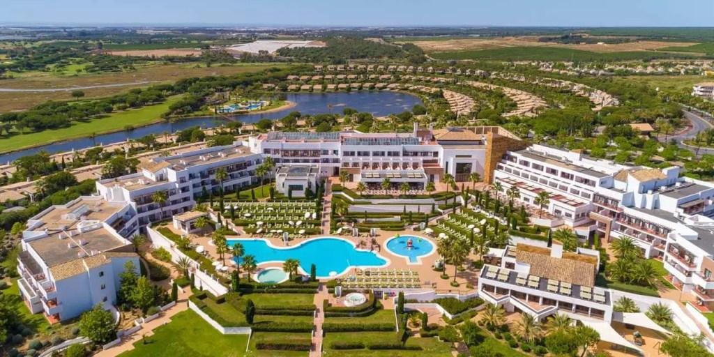 COSTA DE LA LUZ – 5* Hotel Fuerte El Rompido Golf Holiday & Golf Break Offers