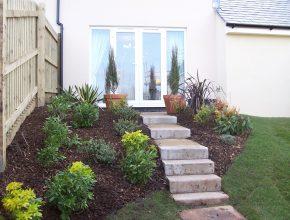 commercial landscaping & vegetation