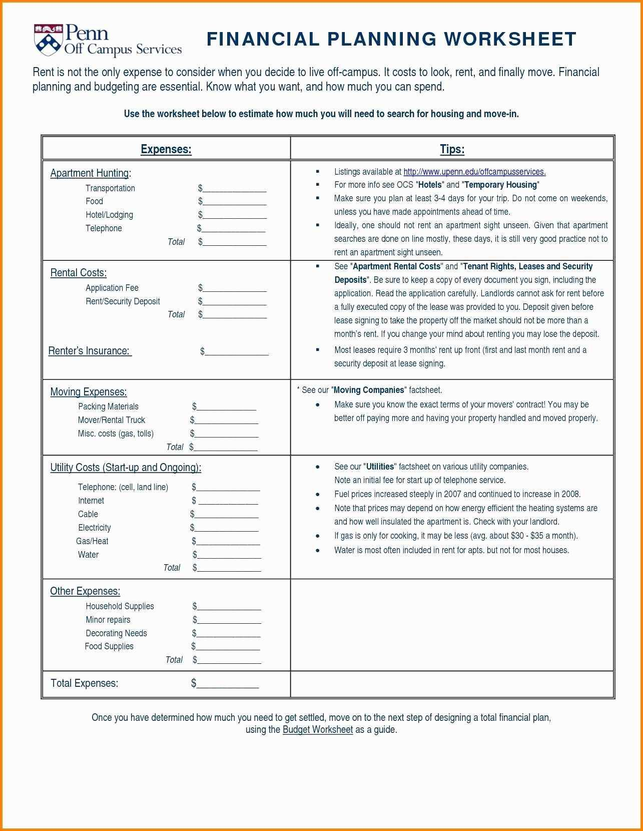 Excel Spreadsheet Basics