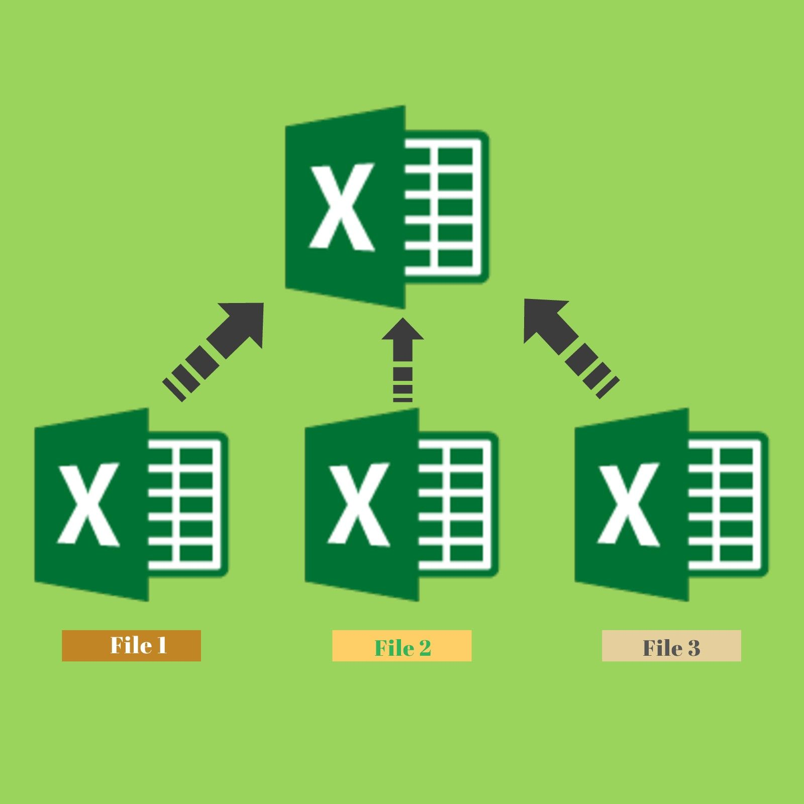 Merge Excel Spreadsheets