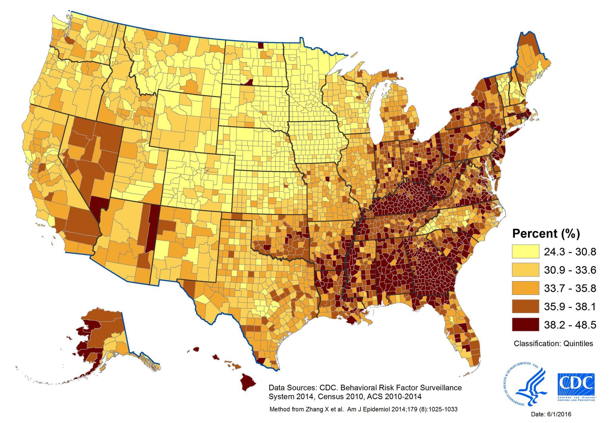 School Demographic Report Example