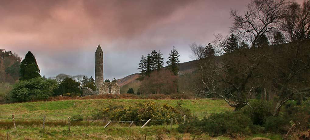 Monastic Glendalough