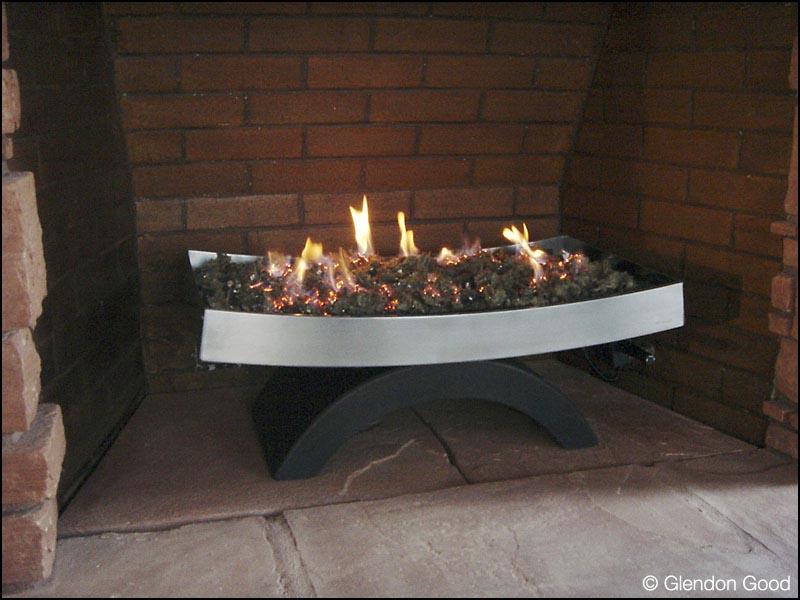 Fireplace Insert  Glendon Good