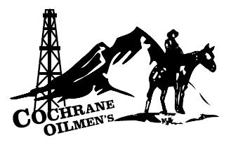 Cochrane Oilmen's Registration Page