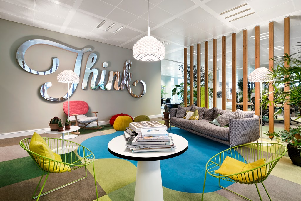 3 Design Ideas To Stimulate Creativity In Office   Interior Designs & Home Improvement Ideas