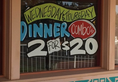 Apostrophe problem on the window at my favorite Mexican restaurant in Portland.