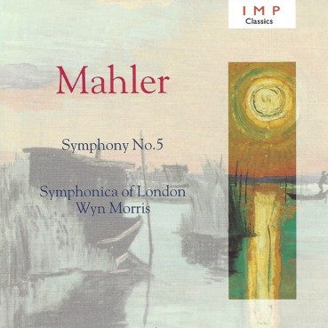 Cover art for Mahler's Fifth Symphony performed by Wyn Morris and The London Symphonica