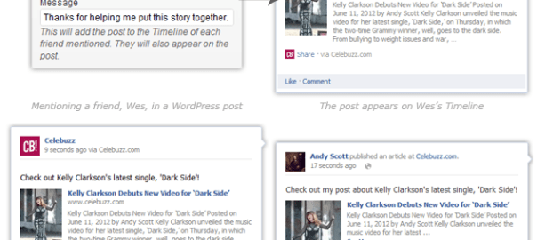 Facebook Integration for Wordpress