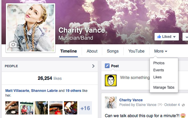 How to Add a Music Tab to Your Facebook Fan Page | Glenn