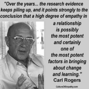 Rogers on Empathy