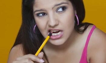 dental habits to break