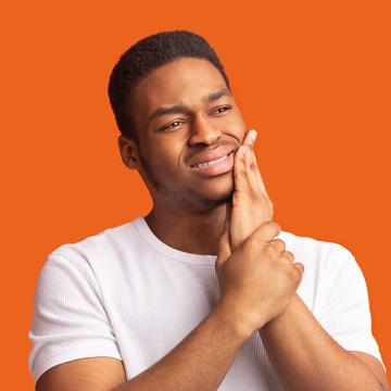 coronavirus causing stress related jaw pain
