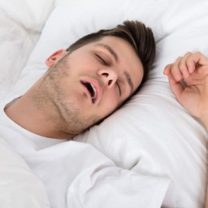 reasons you are snoring