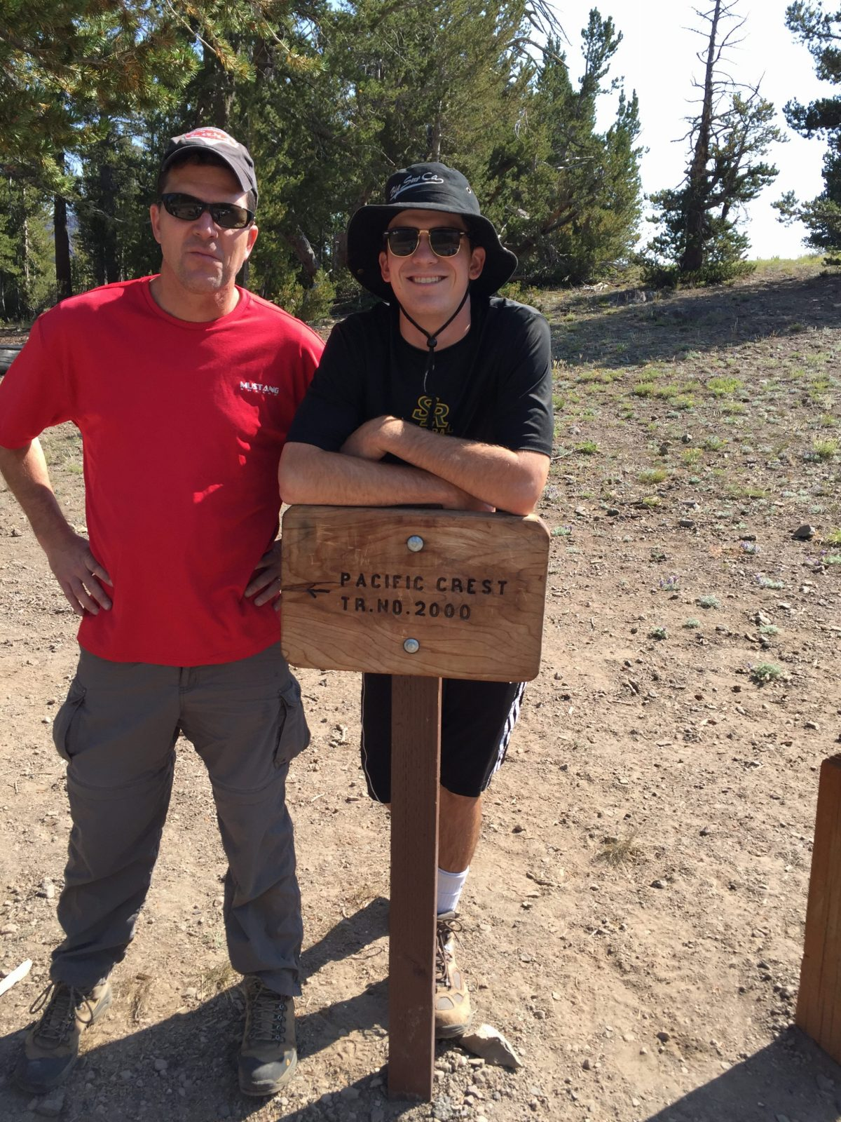 PCT – CA Section J, Day 1