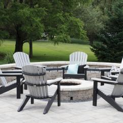 Fire Pit And Adirondack Chairs Dxracer Chair Accessories Comfo Back