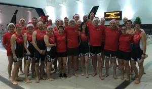 GTC Christmas Fun Swim Session