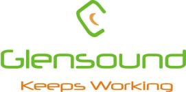 Glensound Electronics Logo