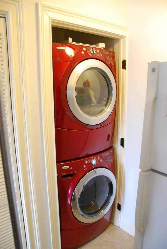 Stackable Washer Dryer In Every Apartment Glen Street