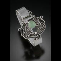 Aqua Bracelet by Amy Taylor
