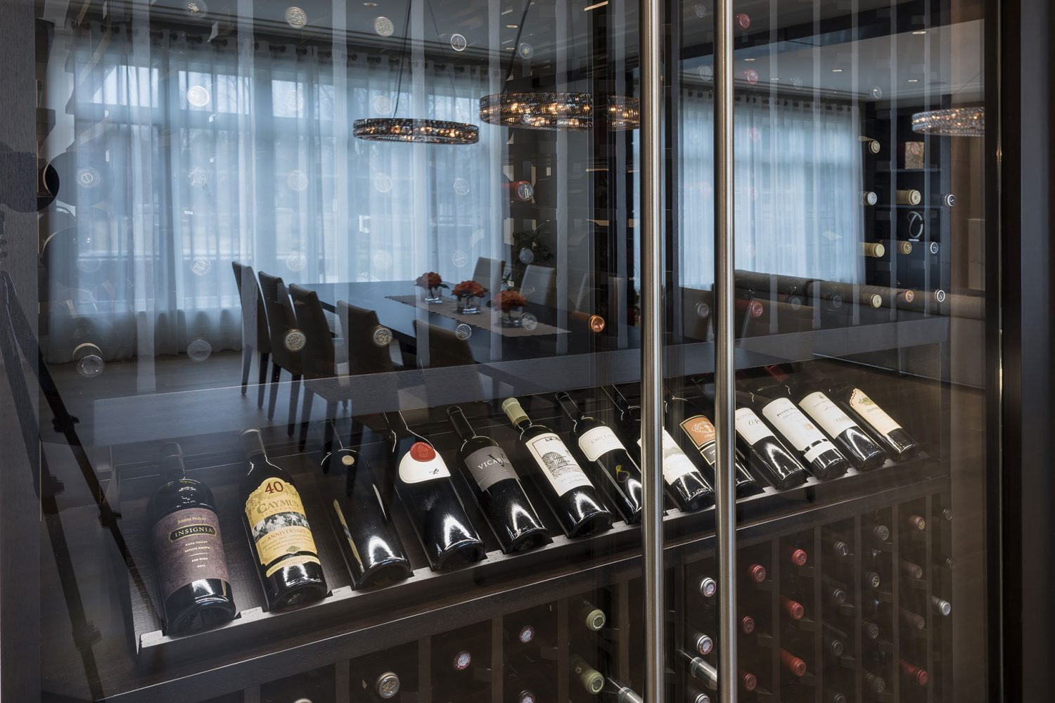 Custom Wine Cabinets a Growing Trend for Wine Collectors