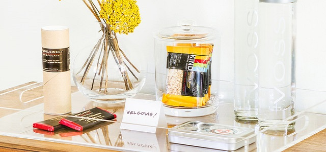 holiday hosting guest room must haves