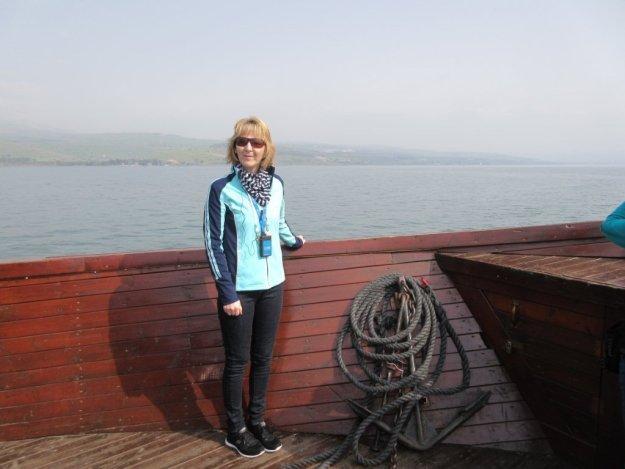 Glenys & anchor