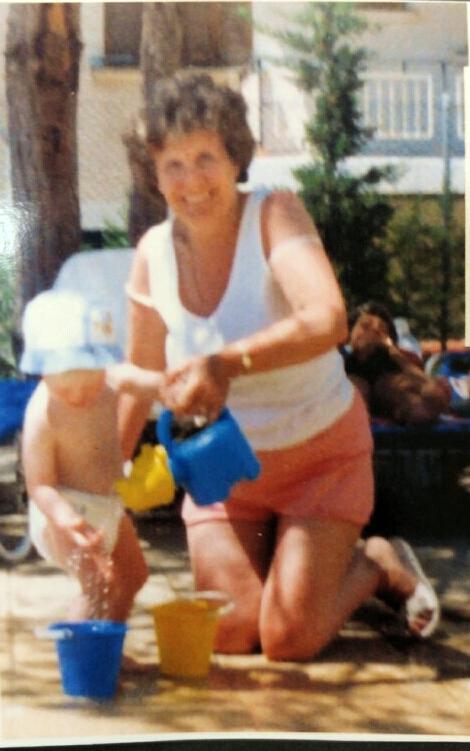 Grandma & James