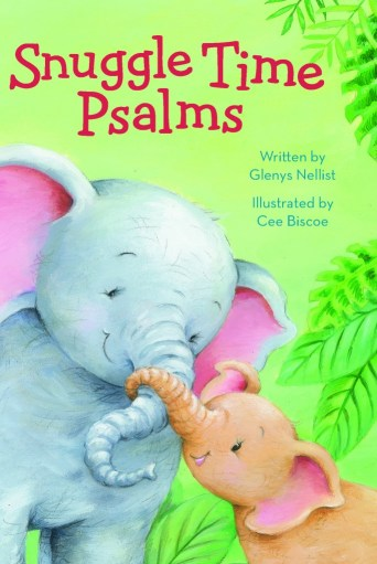 Snuggle Time Psalms Cover