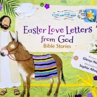 Your First Peek Inside Easter Love Letters from God
