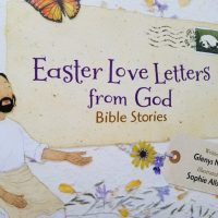 The Theology Behind Easter Love Letters from God, and Giveaway #3