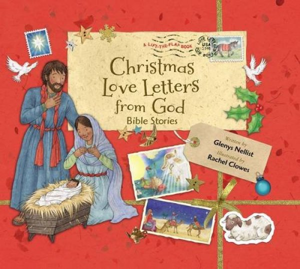 christmas love letters from god a finalist in the 2017 ecpa awards takes readers on a journey through christmas like never before