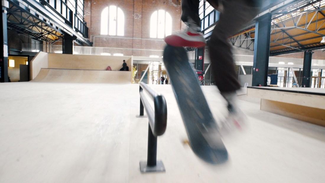 Skatepark Spoor Noord