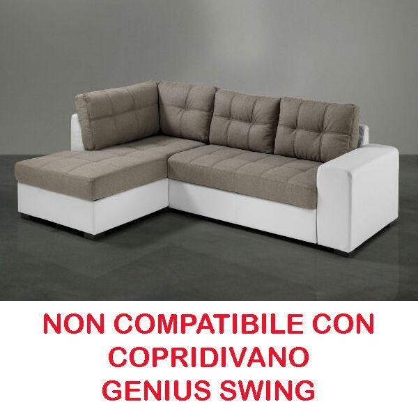 CopriDivano Penisola Chaise Longue Genius Swing  GLG Store