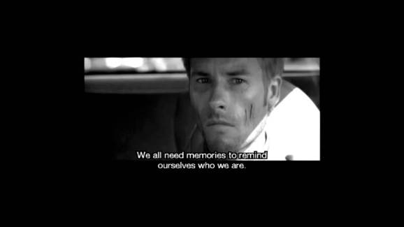 Memento - We all need memories to remind ourselves who we are