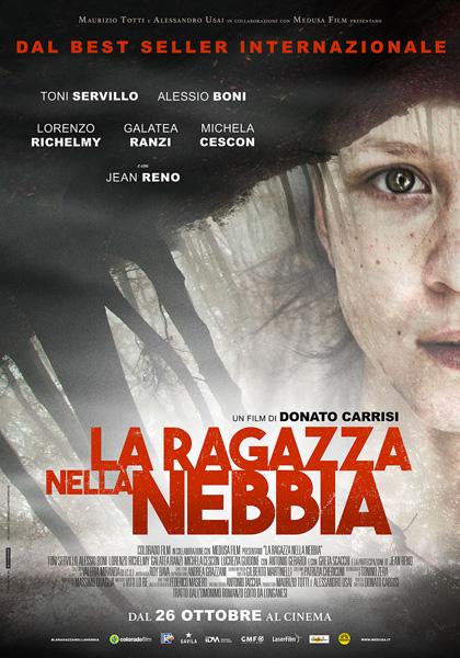 La ragazza nella nebbia (2017): ecco il film noir di Donato Carrisi 1